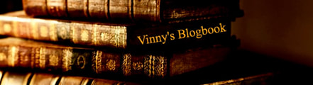 Vinny's Blogbook